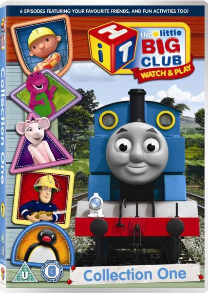 The Little Big Club Presents… DVD | Zavvi.com