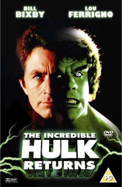 The Incredible Hulk: Returns [DVD 5][Latino]