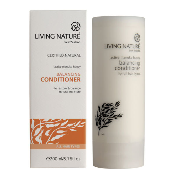 Living Nature Balancing Conditioner (200ml)
