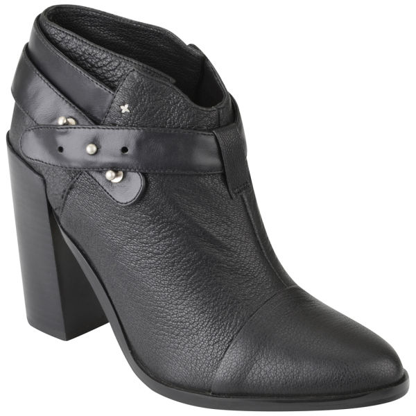Senso Women's Lisa I Heeled Ankle Boots - Black
