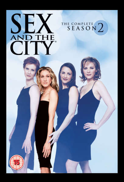 sex and the city dvd season