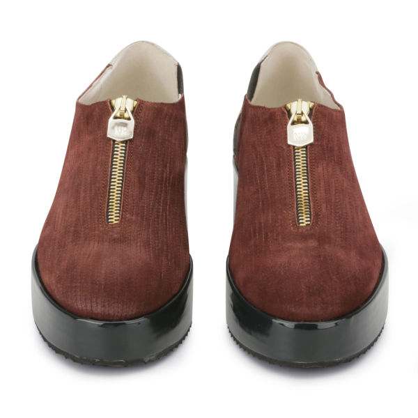 New fashion personal girl's casual flat flatform shoes