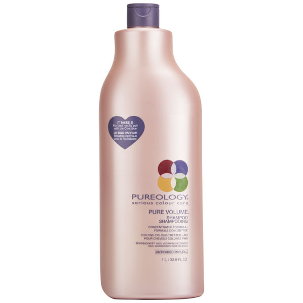 Pureology Pure Volume shampoing volumisant (1000ml)