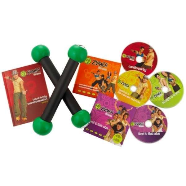 Zumba Fitness - Body Transformation Pack