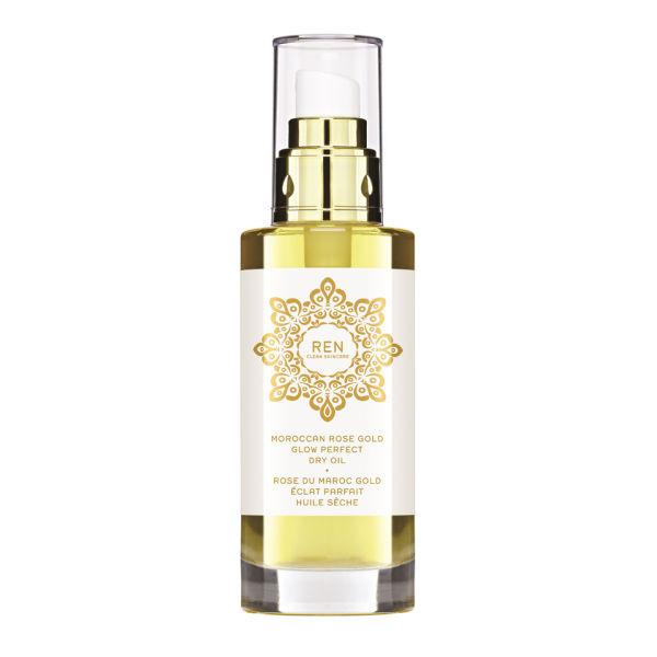RENMoroccan Rose Gold Glow Perfect DryOil