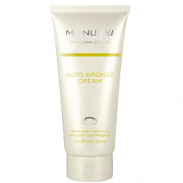 Monu Auto Bronze Cream 200ml Free Delivery