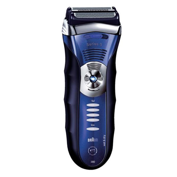 Braun 380-3 Shaver