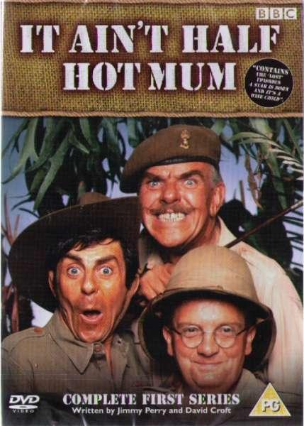 It Aint Half Hot Mum  Season 1 DVD Zavvicom - Cyber Monday Home Decor