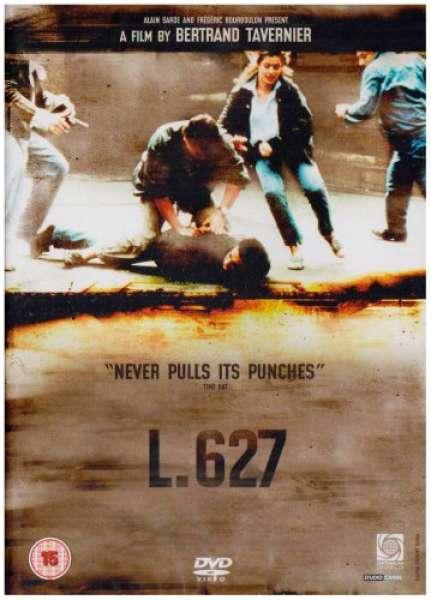 Полицейский отряд l-627  l627 1992