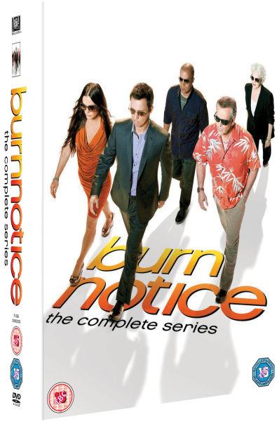 Burn Notice - Seasons 1-7