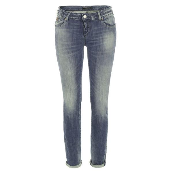 Maison Scotch Women's 85718 La Parisienne Skinny Jeans - Bleautiful