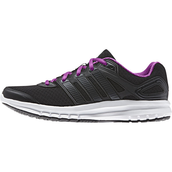 adidas s duramo 6 running shoes black pink
