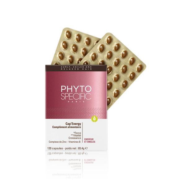 Phytospecific Cap'Energy Dietary Supplement