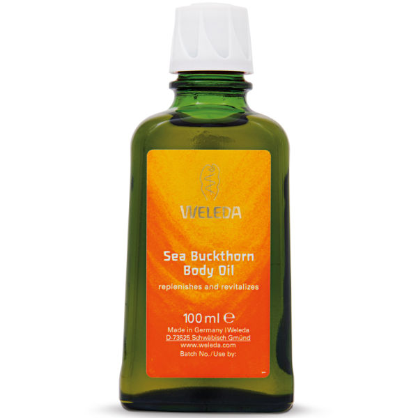 Weleda Sea Buckthorn Body Oil (100ML)