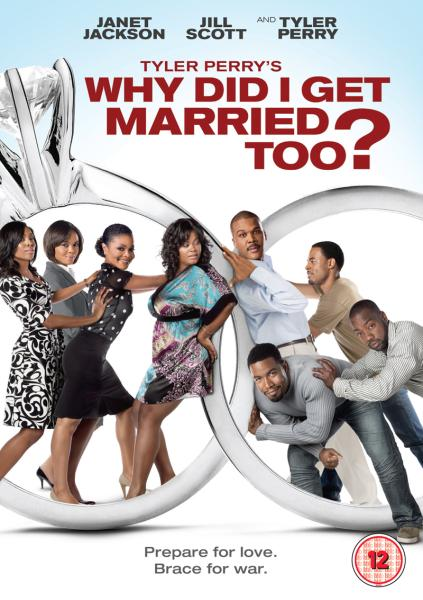 Tyler Perry's Why Did I Get Married Too? DVD | Zavvi.com