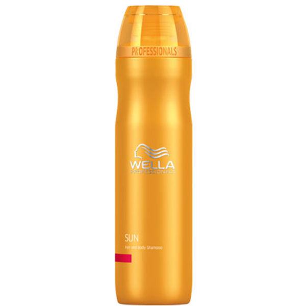 Wella Professionals Sun Hair & Body Shampoo (250ml)