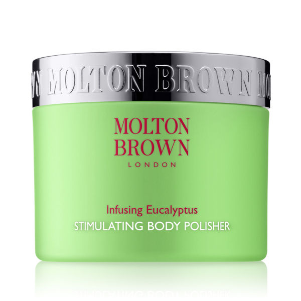 Molton Brown Infusing Eucalyptus Stimulating Body Polisher