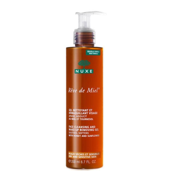 Nuxe Reve De Miel Gel Nettoyant Visage Facial Cleansing