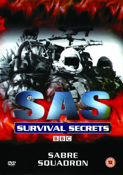 Sas survival secrets sabre squadron patch