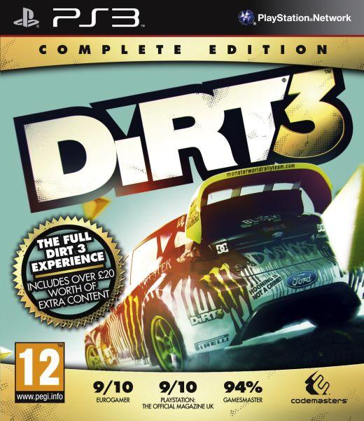 Dirt 3 Ps3 : dirt 3 complete edition ps3 ~ Medecine-chirurgie-esthetiques.com Avis de Voitures