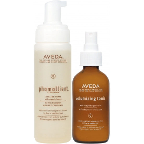 Duo productos voluminizantes Aveda Volume Styling Cocktail (2 productos)
