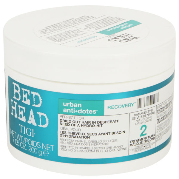 Tigi Bed Head Urban Antidotes Recovery Treatment Mask 200g Image 1