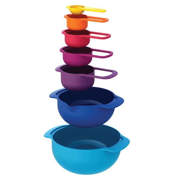 Joseph Joseph Nest Plus 7 (7 Piece Multi Coloured Set)
