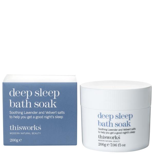 this works Deep Sleep Badezusatz 200gr