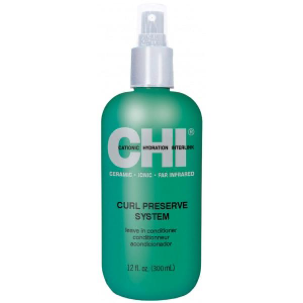 Hair Leave-In : Chi Curl Preserve System - Leave-In Conditioner (300ml) - FREE ...