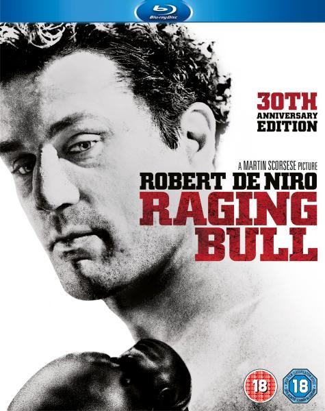 Raging Bull: 30th Anniversary Edition Blu-Ray from Raging ...