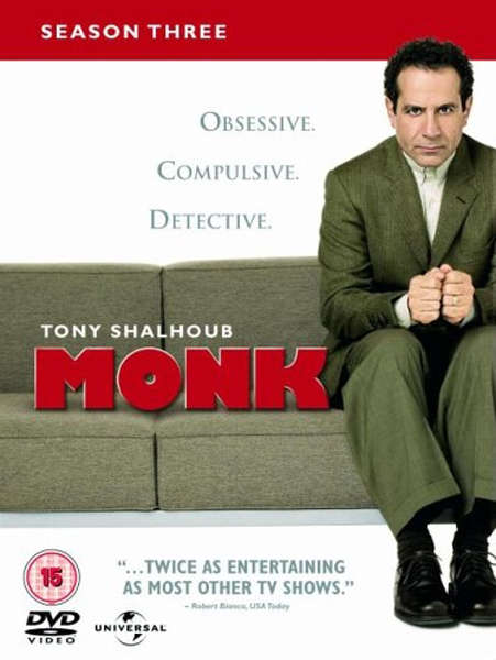 monk season 5 dvd. Black Bedroom Furniture Sets. Home Design Ideas