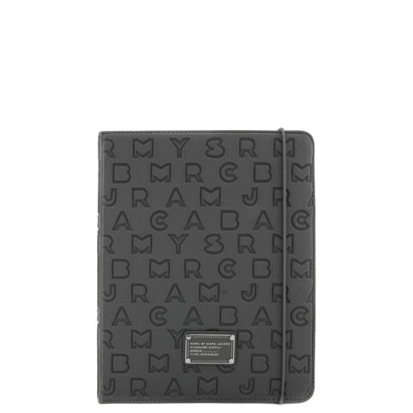 Marc by Marc Jacobs Women's Shadow Tablet Book - Grey