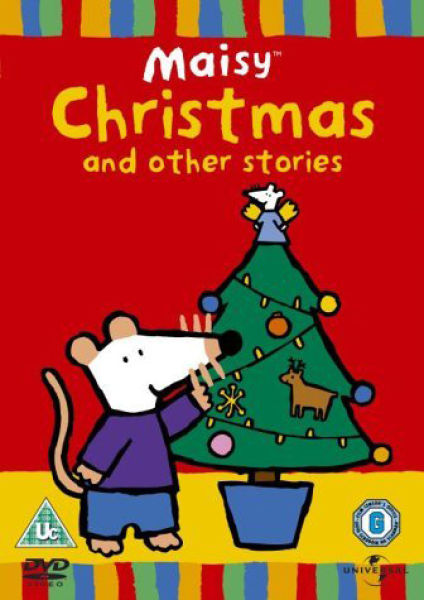 maisy christmas and other stories dvd. Black Bedroom Furniture Sets. Home Design Ideas