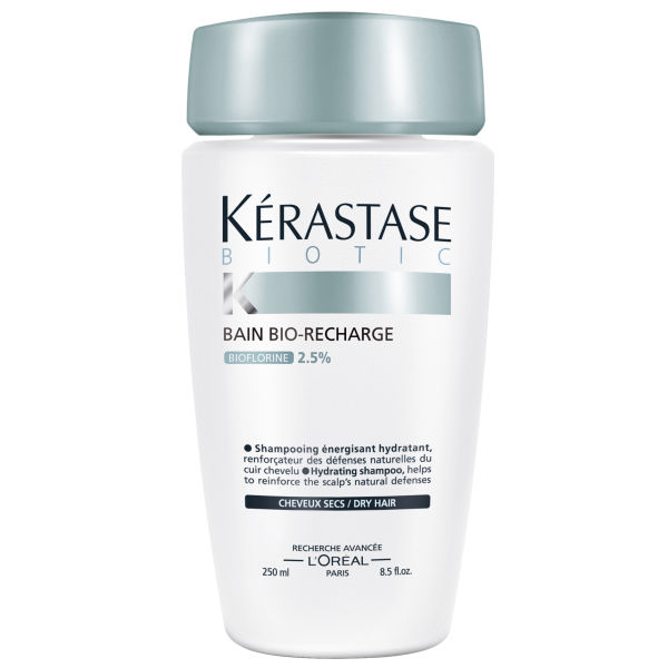 K rastase biotic bain bio recharge shampoo dry hair for Kerastase reflection bain miroir 2 shampoo