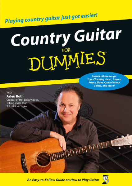 country guitar for dummies dvd. Black Bedroom Furniture Sets. Home Design Ideas