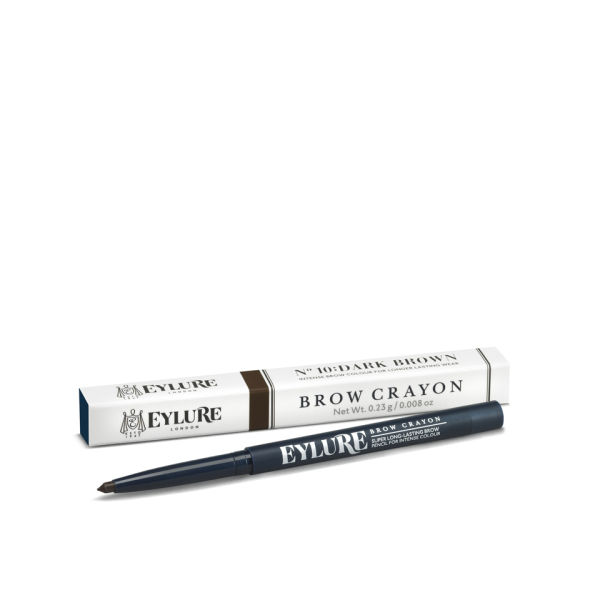 Eylure Defining and Shading Brow Crayon - Dark Brown