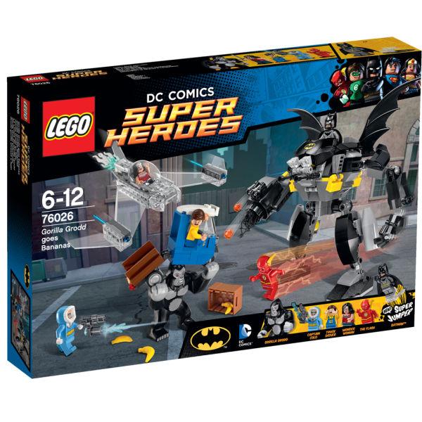 LEGO DC Universe: Justice League Gorilla Grodd Goes Bananas (76026)
