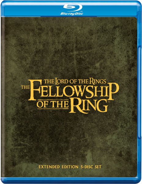 The Lord of The Rings The Fellowship of The Ring (2001 ...