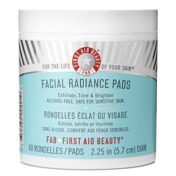 First Aid Beauty rondelles éclat du visage - 60 rondelles