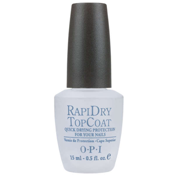 opi rapid dry top coat 15ml. Black Bedroom Furniture Sets. Home Design Ideas