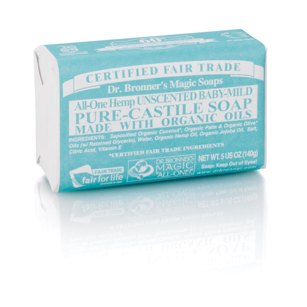 Dr bronners baby mild