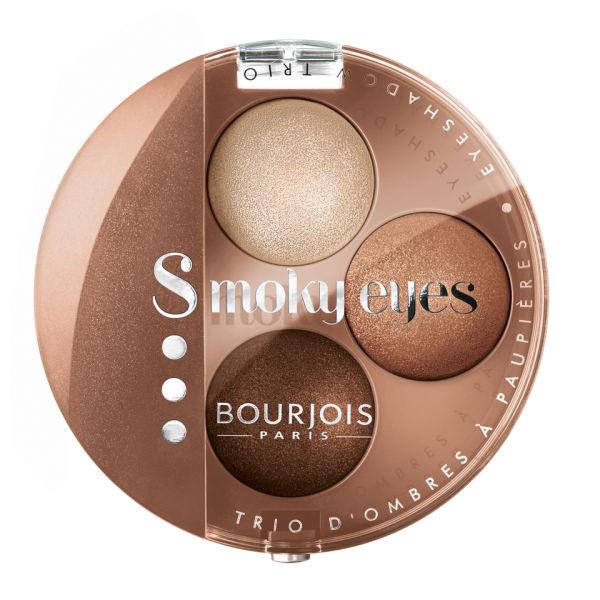 Bourjois Smoky Eyes Trio - Mordore Chic
