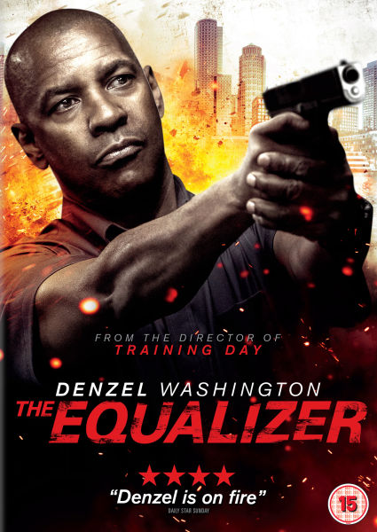 Gallery For The Equalizer 2017 Dvd Cover