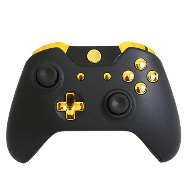 xbox 360 controller gold - photo #12