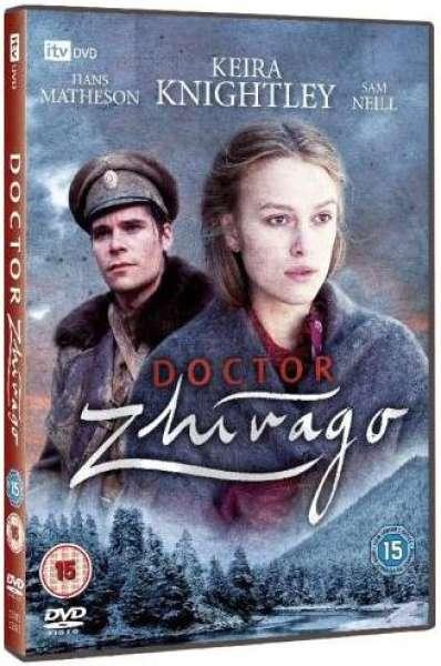 dr  zhivago dvd