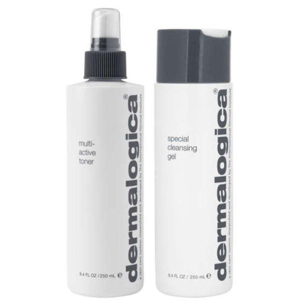 Dermalogica Cleanse & Tone Duo - Pelli normali e secche(2 prodotti)