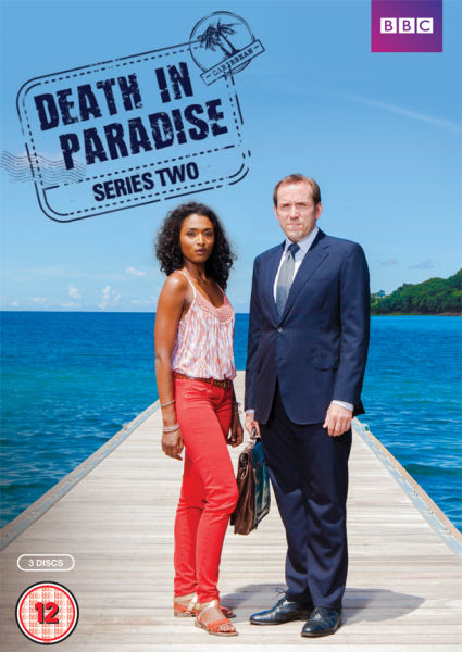 Death in Paradise - Series 2 DVD | Zavvi.com