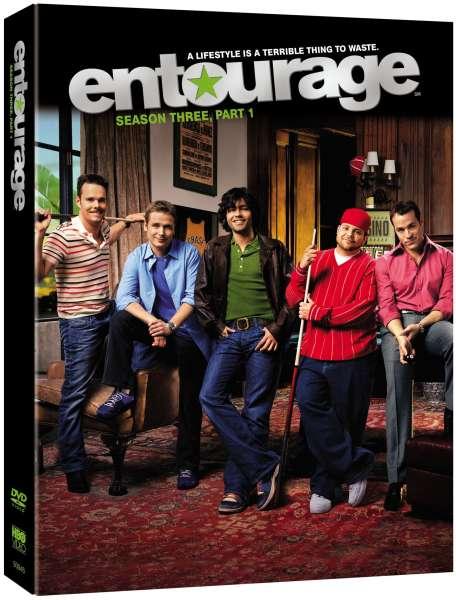 Entourage Season 1 Poster