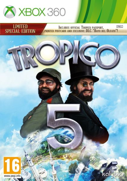 Tropico 5: Special Edition Xbox 360 Game