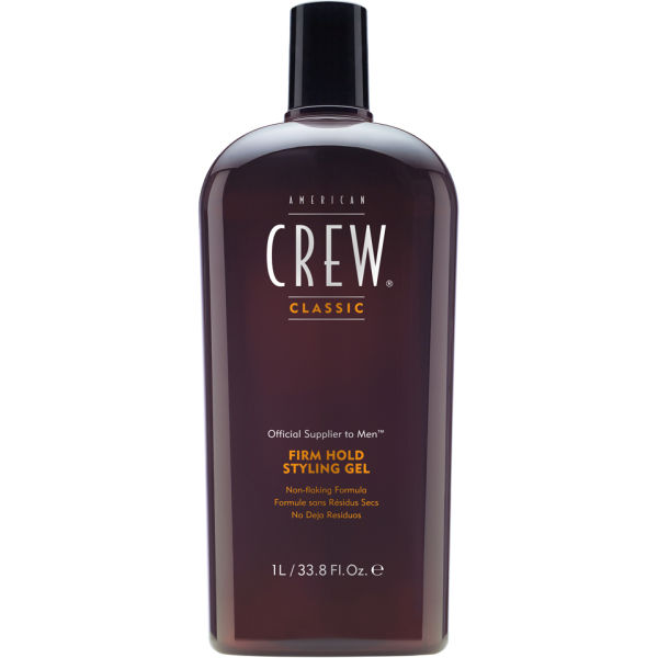 American Crew Firm Hold Gel (1000ml) - (del valore di £42,00)
